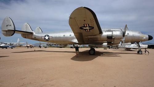 Lockheed 749-79-36 VC-121A Constellation 48-0614 in Tucson
