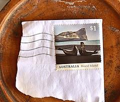 Heard Island [Australian $1 stamp] (Dreaming of the Sea) Tags: australia stamps seal 1 nikond7200 tamronsp2470mmf28divcusd heardisland