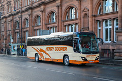 Greaves, Annitsford 754GHO (busmanscotland) Tags: greaves annitsford volvo b9r plaxton panther henry cooper coaches
