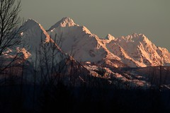Twin Sisters, North Cascades, Whatcom County, WA (jerrygabby1) Tags: mountain sisters twin cascades washington snow