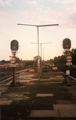 1410 leaves Woodford (Chris W 72) Tags: londonunderground 62tubestock 62ts centralline 1410 woodford woodfordstation