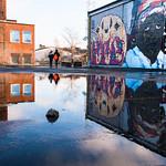 Graffiti reflection thumbnail