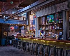 When I drink alone (Jim Nix / Nomadic Pursuits) Tags: austin texas downtown bar pub beer drinking skylum luminar jimnix nomadicpursuits sony sonya7ii 50mmf18 primelens