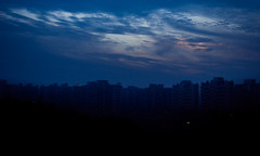 Winter Evening 2019 (Clouds) (RahulChandra23) Tags: sunset sun popular world india clouds likes famous upcoming nikon nikkor delhi mumbai landscape cloudscape buildings art photography fog smog north