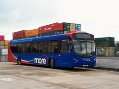 2280 HF12GXC (PD3.) Tags: go ahead goahead group gsc south coast eastleigh hampshire england uk bus buses psv pcv barton park hants dorset more poole bournemouth 2280 hf12gxc hf12 gxc volvo wright
