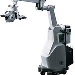 手術用顕微鏡の写真