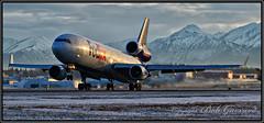 N625FE Federal Express FedEx (Bob Garrard) Tags: n625fe federal express fedex anc panc cargo freight mcdonnell douglas md11f md11