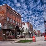 Genoa Ohio -  Bruns - Molkenbur Building thumbnail
