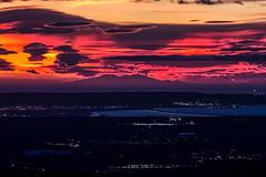 Canigou vu de la montagne Sainte-Victoire 13 01 2019 (bruno Carrias) Tags: canigou croixdeprovence sunset soleil provence provencealpescôtedazur bouchesdurhône saintevictoire pyrénéesorientales
