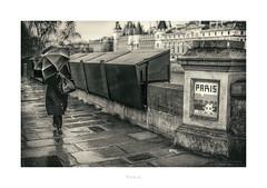 Paris n°213 (Nico Geerlings) Tags: ngimages nicogeerlings nicogeerlingsphotography rain raining rainy quai quaidelamegisserie pontneuf seine conciergerie streetphotography architecture leicammonochrom 50mm summilux paris france