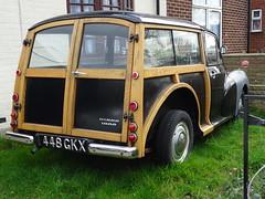 1959 Morris Minor 1000 Traveller (Neil's classics) Tags: vehicle 1959 morris minor traveller touring wagon estate car