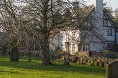 AtBunbury (Tony Tooth) Tags: nikon d7100 sigma 70mm house cottage village england hdr february bunbury cheshire