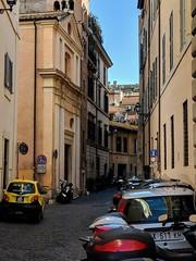 Backstreet (monkeyiron) Tags: rome cityscape citylife psychogeographical