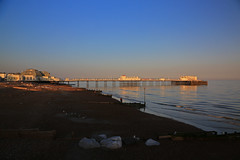 2018_05_06_0006 (EJ Bergin) Tags: sussex westsussex landscape worthing sunset worthingpier seafront beach sea seaside