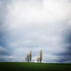 on my way (Bim Bom) Tags: trees chapel wallonia liège belgium