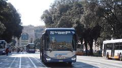 ATP 4457 (Lu_Pi) Tags: atpesercizio atpgenova atp autobus bus autobusextraurbano iveco crossway crosswayline crosswayle lowentry linea75 lineas recco rapallo brignole terminalzaninetta genova