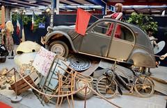 DSC_4500 (azu250) Tags: oldtimerbeurs reims 32 salon champnois belles champenoises 32eme 2019 voitures collection oldtimer car citroen 2cv solex