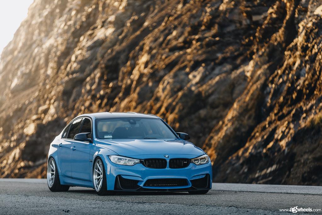 BMW M3 - F522 Brushed Polished