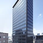 オフィスビルの写真