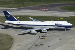 B747 G-BYGC BAW CLOFTING 3D9A9082+FL (Chris Lofting) Tags: boeing b747 gbygc boac heathrow british airways baw retro