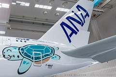 ANA_A380_JA382A_20190326_XFW-05 (Dirk Grothe | Aviation Photography) Tags: ana all nippon airways a380 ja382a flying honu rollout paintshop xfw