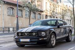 Ford Mustang GT (Alexandre Prévot) Tags: voiture european cars automotive automobile exotics exotic supercars supercar worldcars nancy lorraine france 54 54000 auto car berline sport route transport déplacement parking luxe grandestsupercars ges meurtheetmoselle