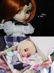 My first and my last (·Yuffie Kisaragi·) Tags: doll pullip dolls pullips prunella adara custom kimmi miokit tan yuzuaesthetics obitsu rewigged rechipped
