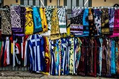 Greek Pride, Athens, Greece (Davide Tarozzi) Tags: colours athens greece atene grecia strade colori shop negozi αθήνα ελλάδα