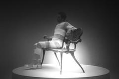 HBM :-) (fxdx) Tags: hbm bench gaudi barcelona design mono monochrome bw nb rx100m3 humanbodymodel