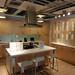 別荘に欲しいイケアのアイランドキッチンの写真