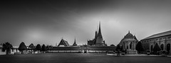 The Grand Palace - Bangkok (Gerald Ow) Tags: black white bw grandpalace bangkok thailand monochrome architecture sony a7r2 a7rii a7rmk2 fe1635mm f4 za oss 1635mm wide angle lens zeiss geraldow พระบรมมหาราชวัง dramatic krungthepmahanakhon กรุงเทพมหานคร wat phra kaew temple emerald buddha