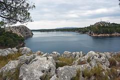 St. Anthony Channel (Vid Pogacnik) Tags: hrvatska croatia dalmatia adriatic šibenik sea stanthony svante biking hiking outdoors