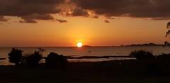 Muhuru Bay - Sunset (Victor O') Tags: bande kadem migori county muhuru bay kenya tanzania border sunset lake victoria east africa beach