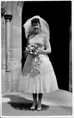 IMG_0006 Roy Spafford and Veda Wedding Scawby Parish Church of Saint Hybald's 20th June 1959 (photographer695) Tags: roy veda wedding scawby parish church saint hybalds spafford 20th june 1959