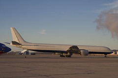 OB-2158-P DC-8-73CF Ex Peruvian Airlines (corkspotter / Paul Daly) Tags: n873sj douglas dc863cf dc86 46091 519 l4j gmch ac0314 aerousa inc 1970 19920127 2018 ob2158p kvcv vcv victorville peruvian airlines aircraft