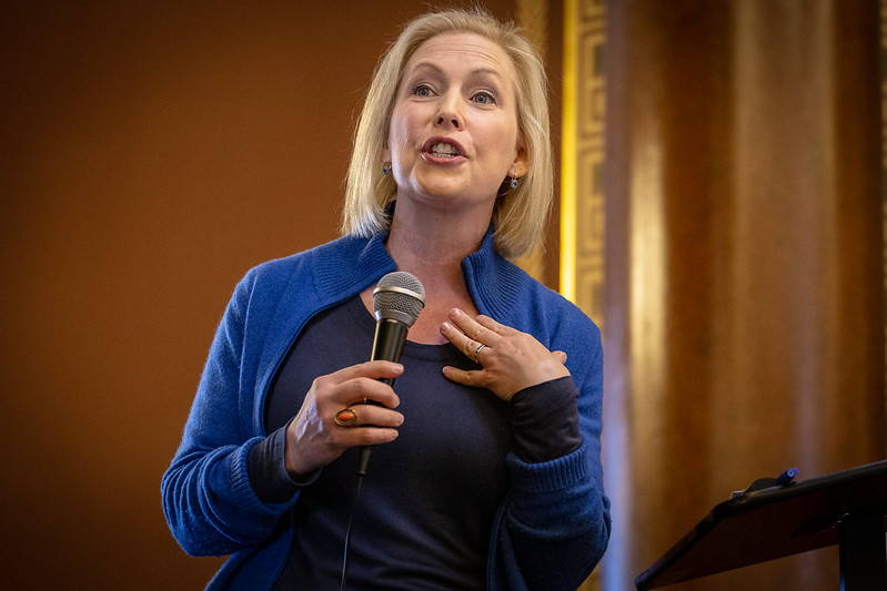 Sen. Kirsten Gillibrand Is Just Another Delusional Leftist!