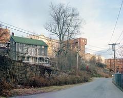 Boonton, NJ (devb.) Tags: 4x5 largeformat linhoftechnika4 150mm portra160 boonton nj