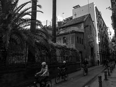 Barcelona (efe Marimon) Tags: canonpowershots120 felixmarimon barcelona calles bicicletas bn