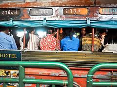 Bangkok -3220597 (Neil.Simmons) Tags: thailand bangkok streetphotography candid asia southeastasia seongthaew bus pickup truck jeepney