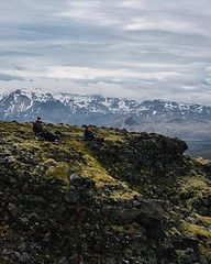 Dreaming of getting back to Iceland, where we can live in a car for awhile and do nothing but explore. — Taking a break on the Fimmvörðuháls trail, and soaking in the views of the Valley of Thor. We got turned around by the amount of snow higher up, but t (tylermcgowan) Tags: ifttt instagram