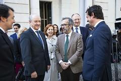 PSD entrega lista de candidatos do PSD ao Parlamento Europeu no Tribunal Constitucional