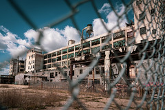 Urban Decay-17 (mmulliniks) Tags: sony alpha a7iii a73 sigma metabones pentax super takumar rokinon tokina 50mm 28mm 35mm 24mm 1017mm 1650mm 70300mm 85mm 24105mm zoom prime landscape portrait lifestyle nature sky 20mm 70200mm fisheye mirrorless hobby beauty fun family explore photography still life vintage urban decay detroit industry automotive plant factory abandoned scary spooky old clouds sun spring architecture tresspass big manufacturing assembly line