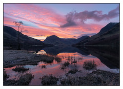 Buttermere Sunrise (shaunyoung365) Tags: sunrise landscape buttermere sonya7riii lakedistrict mountains