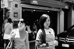 Fade (McLovin 2.0) Tags: portrait candid street streetphotography urban city melbourne australia eyes sony a7s 55mm zeiss bokeh monochrome bw cafe