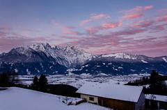 Göll Sunset (tom.verduin@ymail.com) Tags: berglandschaft mountainlandscape göll berg mountain sunset sonnenuntergang