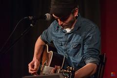 JoostDijkema @ Nijend24 (v a n d e r l a a n . fotografeert) Tags: 201212140004 joostdijkema nijend24 livemusic singersongwriter vanderlaanfotografeert