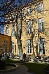Hôtel de Caumont (RarOiseau) Tags: aixenprovence architecture jardin cour saariysqualitypictures bouchesdurhône paca arbre ombre