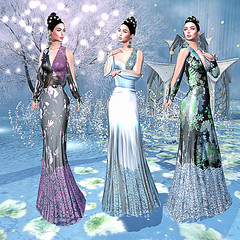 LuceMia - JUMO at On9 (2018 SAFAS AWARD WINNER - Favorite Blogger - MISS ) Tags: on9event jumo hair jumolizzygowncamellia event lizzygowncamellia lapitahair sl secondlife mesh fashion creations blog beauty hud colors models lucemia
