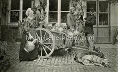 X990018 arbeitshund belgien (stadt + land) Tags: hunde hund bilder fotos arbeitshund historisch früher aufgabe transport alte fotografien
