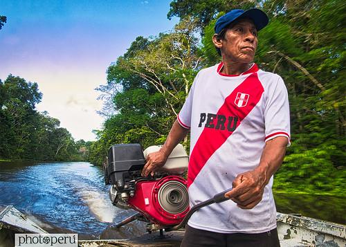 Iquitos Motorista